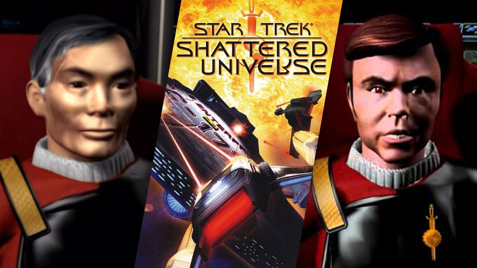 Warping Around The Sun: Revisiting Star Trek: Shattered Universe