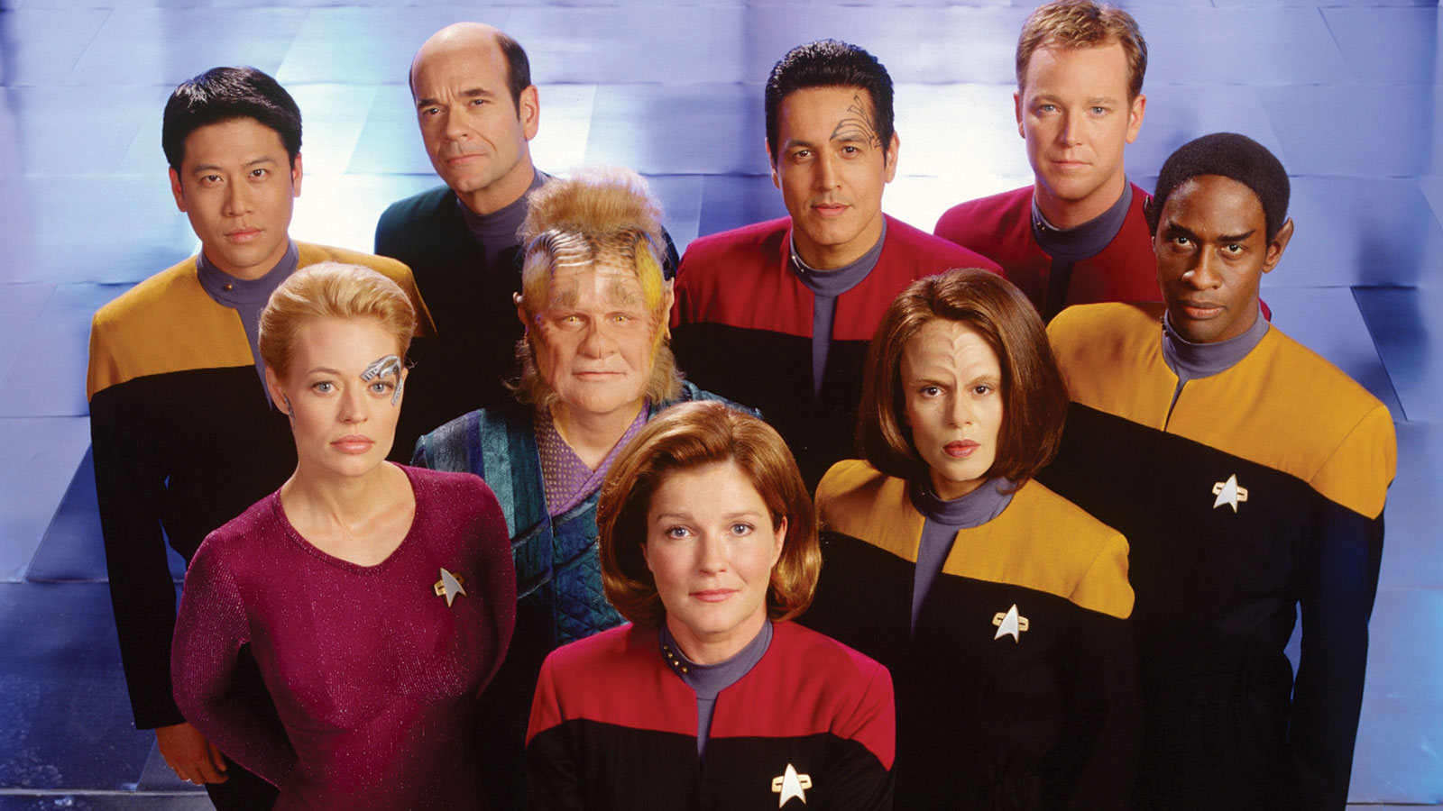 Star Trek: Voyager Documentary Surpasses $1.2M With Record-Breaking Crowdfunding Campaign
