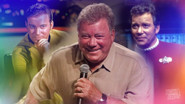 Star Trek's William Shatner Celebrates His 90th Birthday