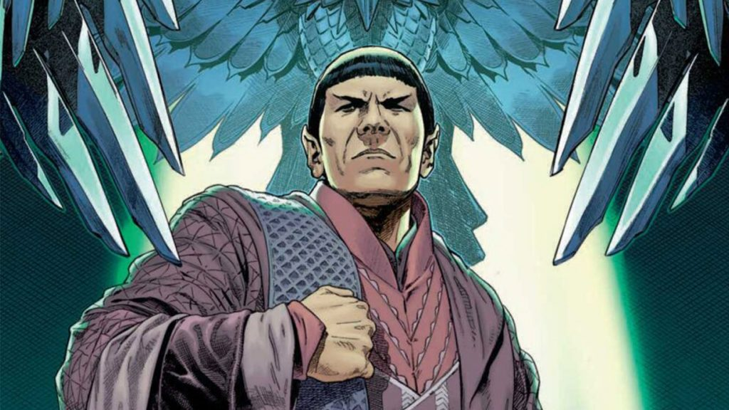 Star Trek: Year Five #20 Review: Spock Confronts Vulcan History