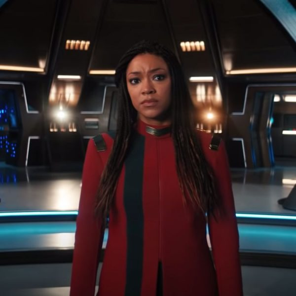 First Star Trek: Discovery Season 4 Trailer Sees Burnham In Command & The Crew Confronting The Unknown