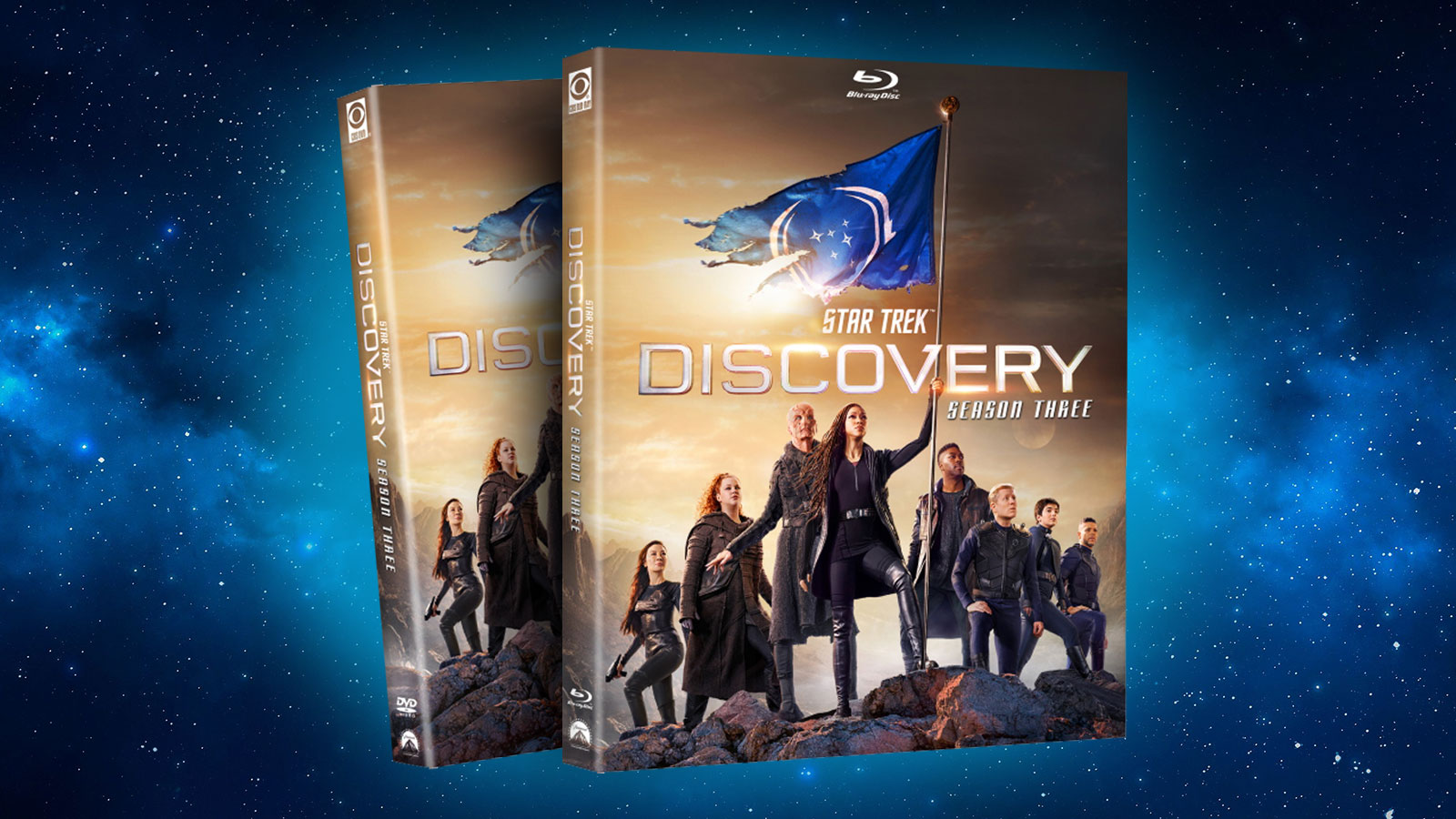 Star Trek: Discovery - Season 3 Coming To Blu-Ray In July, Complete List Of Special Features