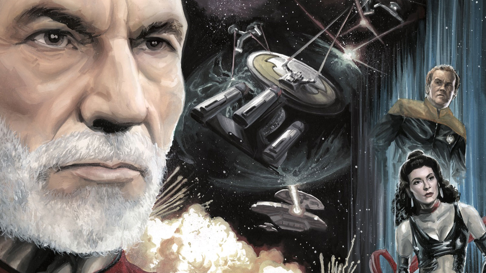 Mirror Picard Returns To Unleash A Year Of Tyranny In STAR TREK: MIRROR WAR