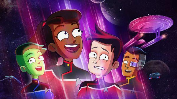 Win Star Trek: Lower Decks On Blu-Ray
