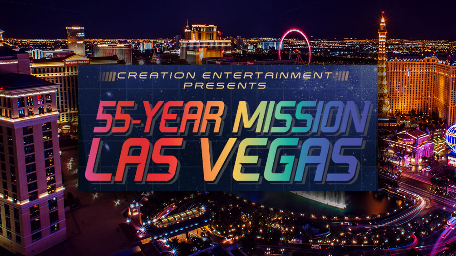 New Details On Creation's 55-Year Mission Tour In Las Vegas + A New Location For 2022