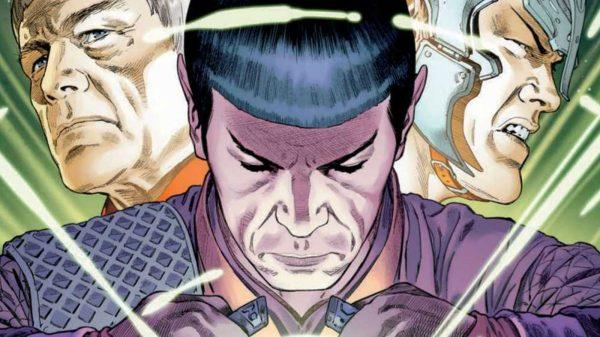 Star Trek: Year Five - Issue 21 Review: Spock Breaks Vulcan History