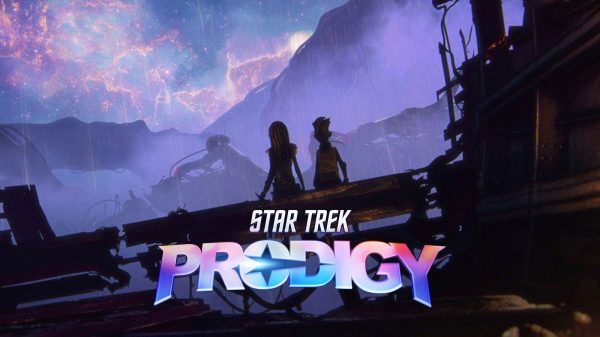 New Star Trek: Prodigy 'Environmental' Images Show Of The Alien Worlds Of The Upcoming Series
