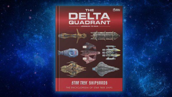 Star Trek Shipyards: The Borg And The Delta Quadrant Review