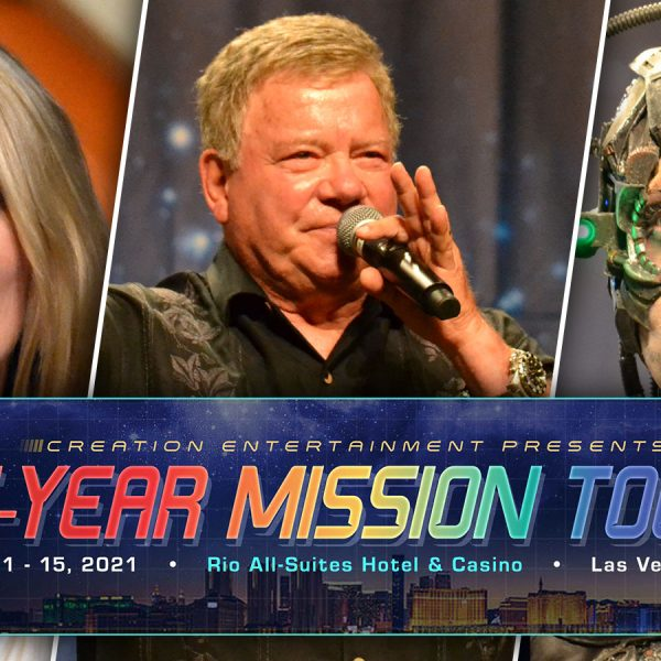 '55-Year Mission Tour' With More Than 100 Star Trek Guests Set To Beam Down To Las Vegas In August