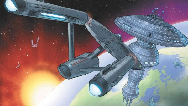 Star Trek: Year Five - Issue 22 Review: The Enterprise Comes Home