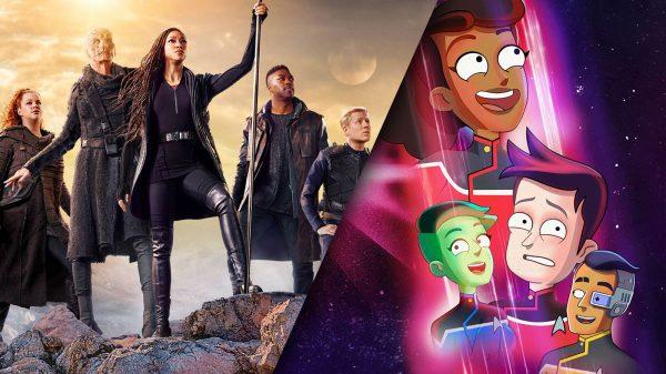 Star Trek: Discovery, Lower Decks Receive Five Emmy Nominations