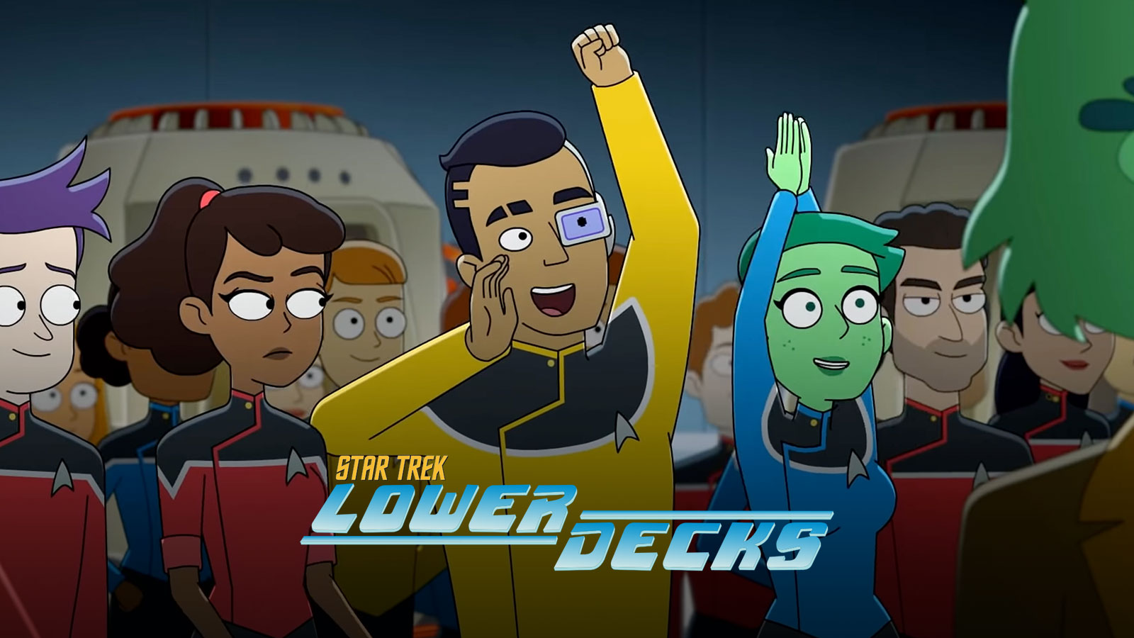 Star Trek: Lower Decks Season 2 Will Be Available On Amazon Prime Internationally