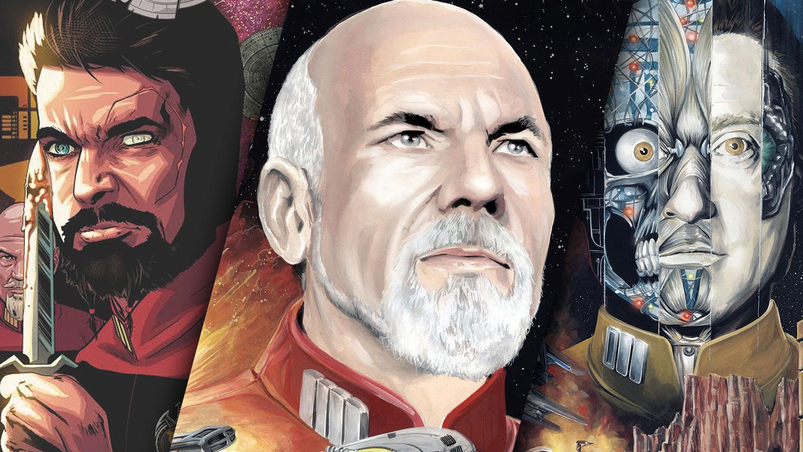 Star Trek Reflections: Looking Back At The 'Mirror Broken' Series