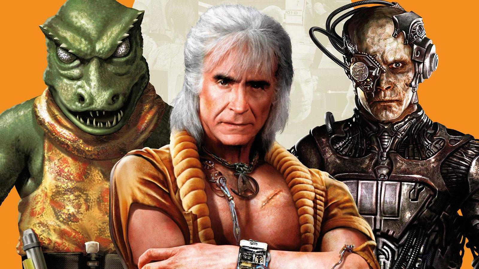 Preview: STAR TREK: VILLAINS Examines Starfleet's Most Dangerous Adversaries