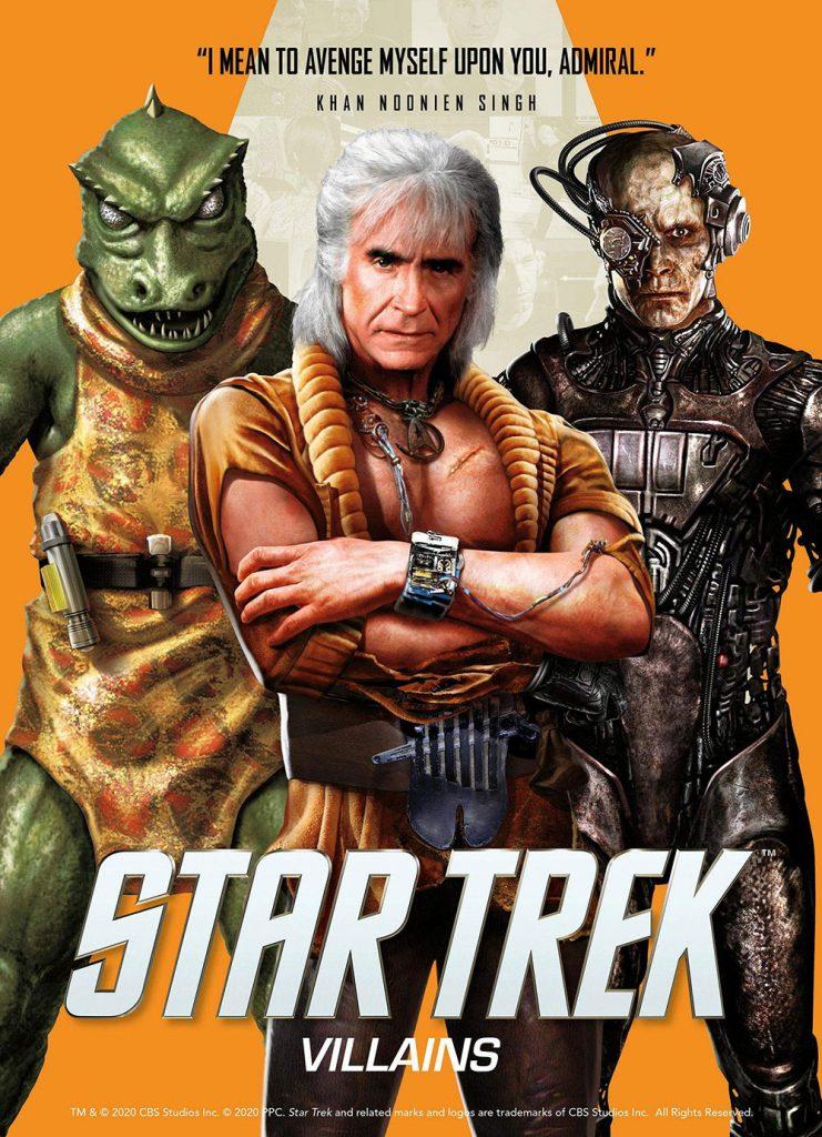Star Trek: Villains cover art