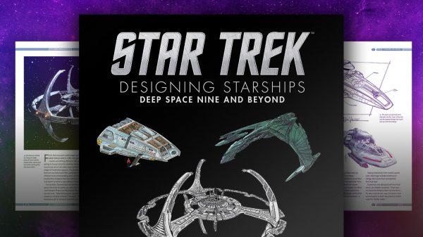 Star Trek Designing Starships: Deep Space Nine & Beyond Review: A Deep Dive Into Shuttlecraft Of The Gamma Quadrant