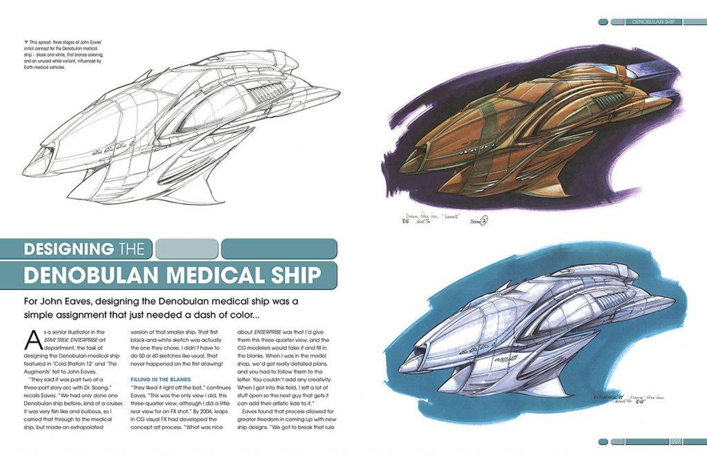 The Denobulan medical ship