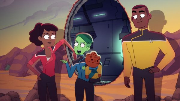 """""""Kayshon, His Eyes Open"""" Review: One Of The Best Star Trek: Lower Decks Episodes Yet"""