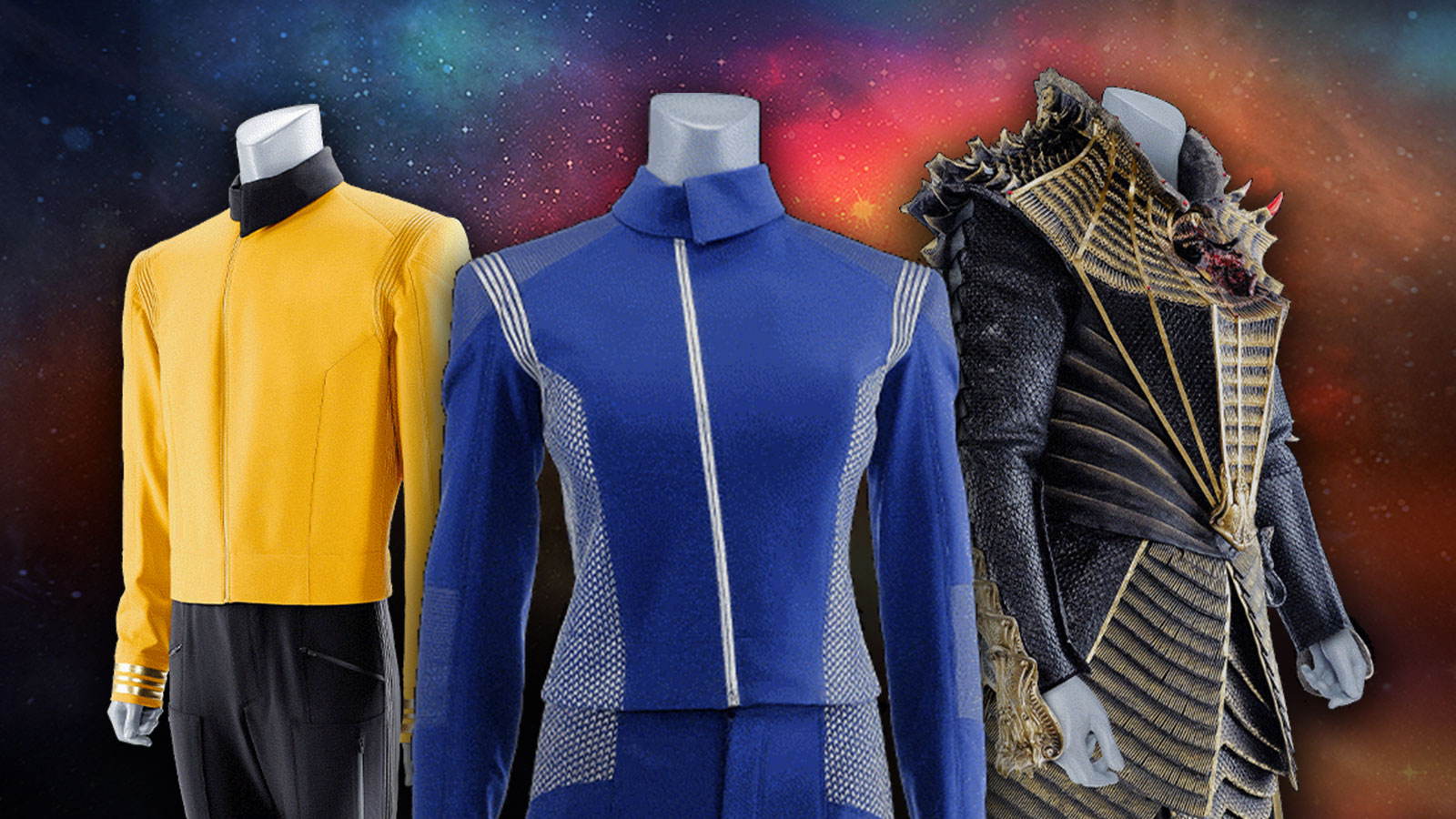 More Than 200 Star Trek: Discovery Costumes & Props Set For Auction In September