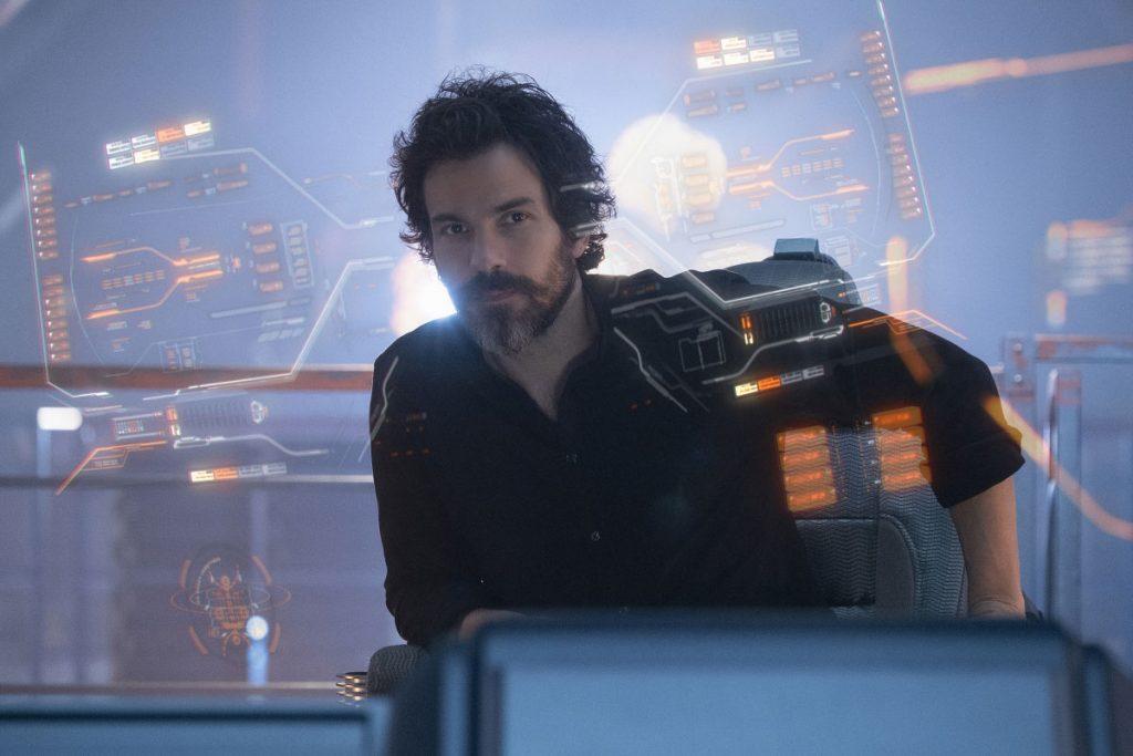 "Santiago Cabrera as Rios from the Star Trek: Picard first season episode ""The Impossible Box"" | CBS"