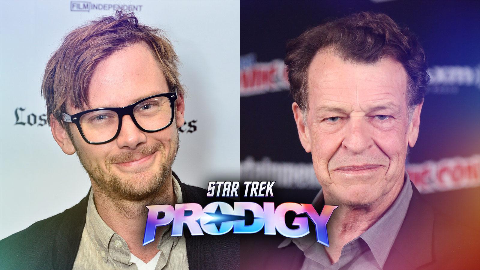 Star Trek: Prodigy Adds Sci-Fi Veterans Jimmi Simpson, John Noble To Cast