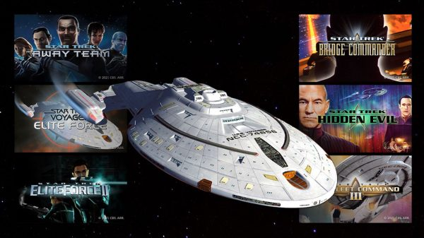 Six Classic Star Trek Video Games Now Available For Download
