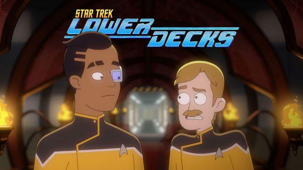 "New Images From Star Trek: Lower Decks Season 2 Episode 7 ""Where Pleasant Fountains Lie"""