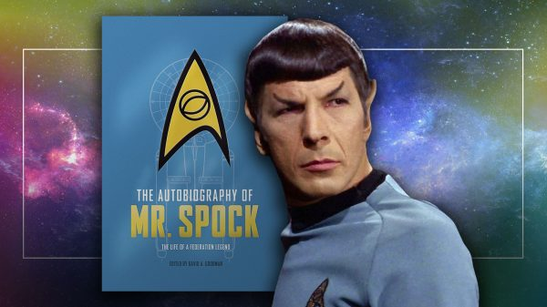 The Autobiography Of Mr. Spock Review: A Fantastic Look At Star Trek's Legendary Vulcan