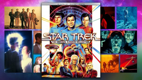 Star Trek: The Original 4-Movie Collection Review: The Definitive Way To Experience These Classics