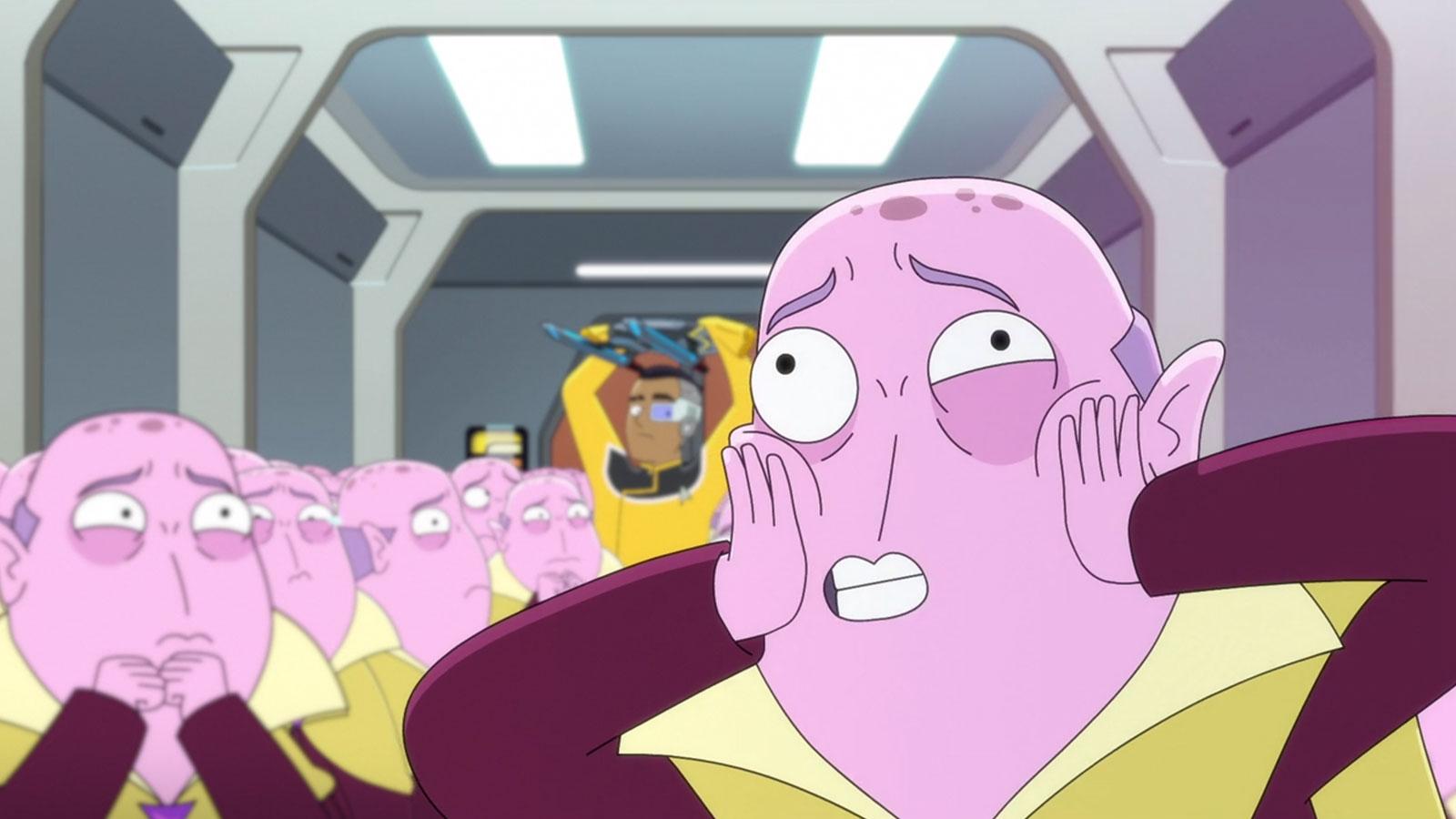 "Star Trek: Lower Decks Episode 205 ""An Embarrassment Of Dooplers"" Review"