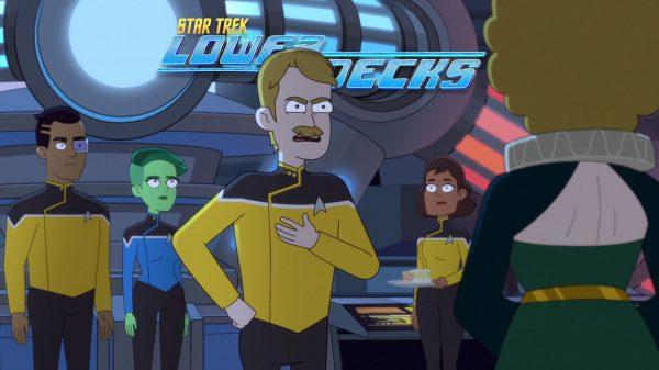 "Star Trek: Lower Decks Episode 207 Review ""Where Pleasant Fountains Lie"""