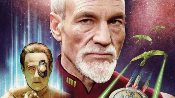 Star Trek: Mirror War - Issue 0 Review: Oh, How The Mighty Mirror Picard Has Fallen