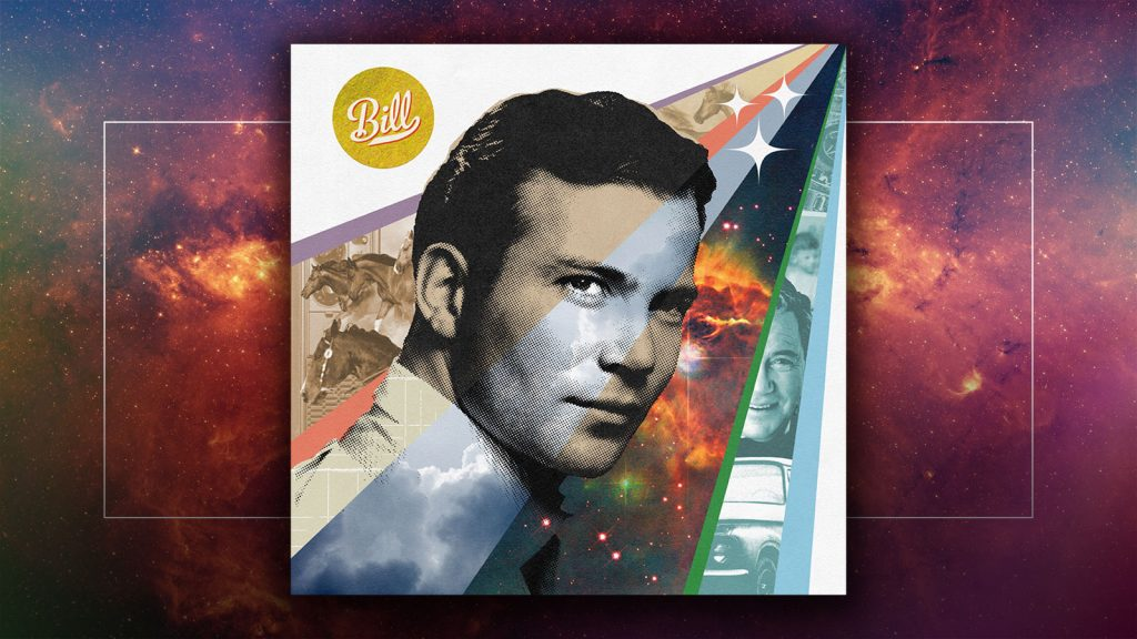 """William Shatner's New Album """"Bill"""" review: A whole New Way To Learn About The Star Trek Icon - TrekNews.net"""