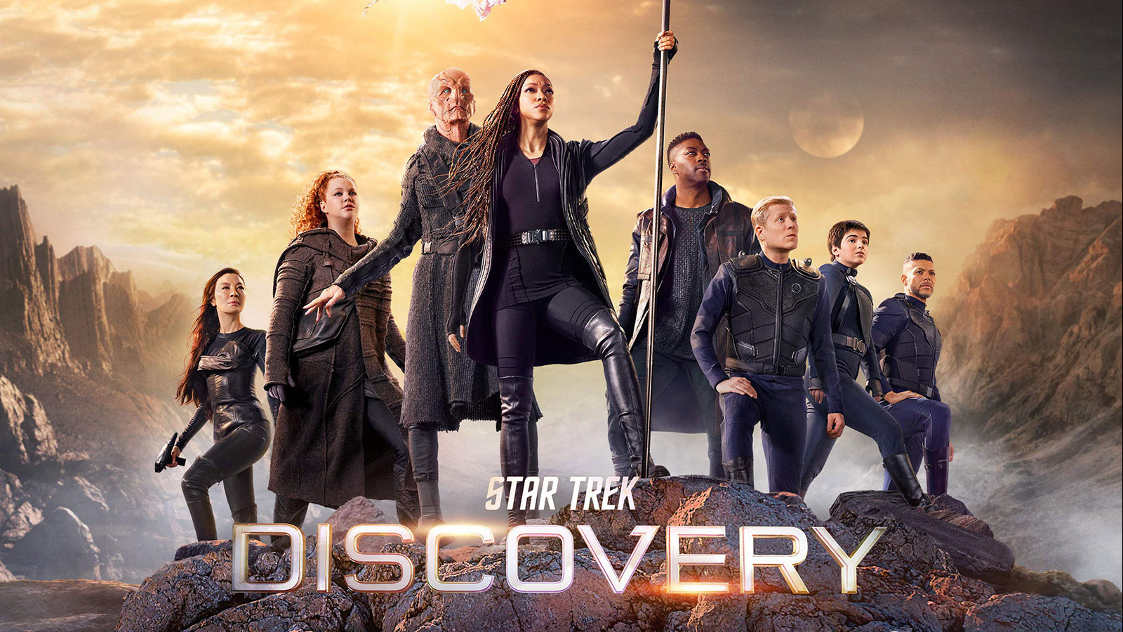 Star Trek: Discovery Wins Emmy For Outstanding Visual Effects