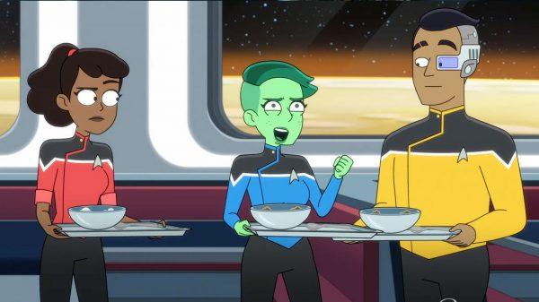 Star Trek: Lower Decks Mid-Season Trailer Debuts, See What's In Store For The Rest Of Season 2