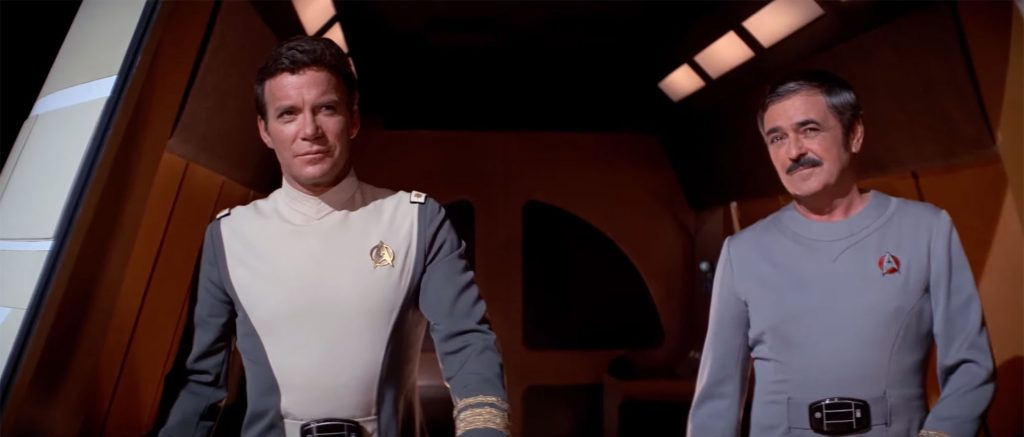 Star Trek: The Motion Picture from the new 4K 2021 scan