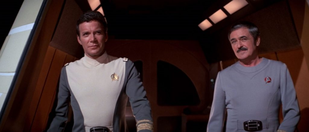 Star Trek: The Motion Picture from the 2009 HD scan