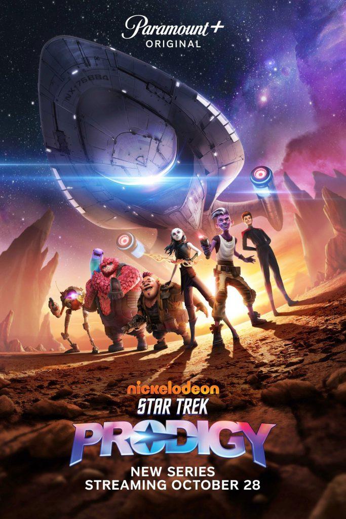 Star Trek: Prodigy key art