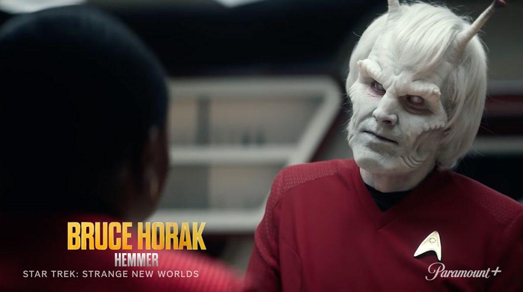 Bruce Horak as Hemmer