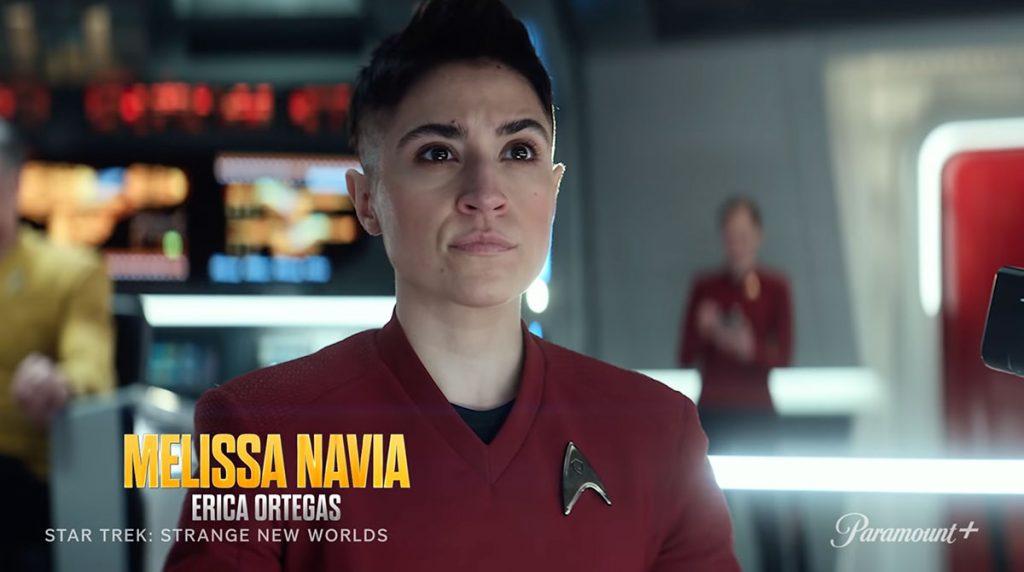 Melissa Navia as Erica Ortegas