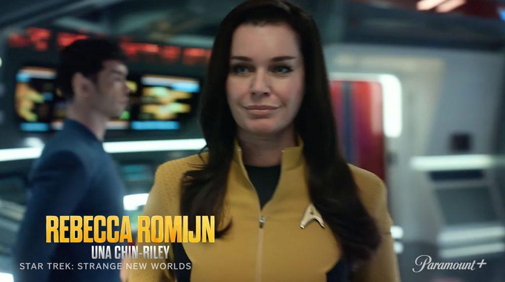 Rebecca Romijn come Una Chin Riley/Numero Uno