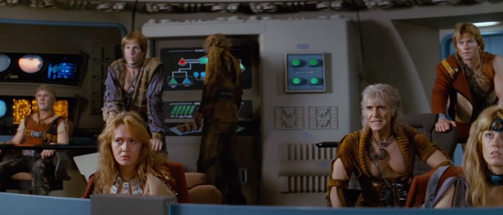 Star Trek II: The Wrath of Khan from the new 4K 2021 scan