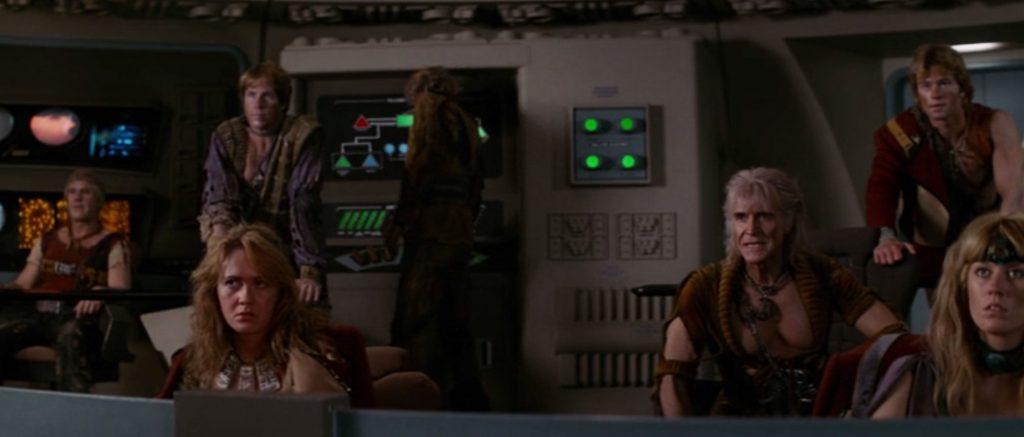 Star Trek II: The Wrath of Khan from the 2009 HD scan