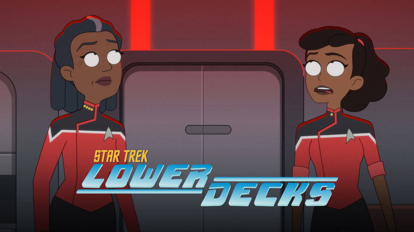 """New Images From Star Trek: Lower Decks Season 2 Finale """"First First Contact"""""""