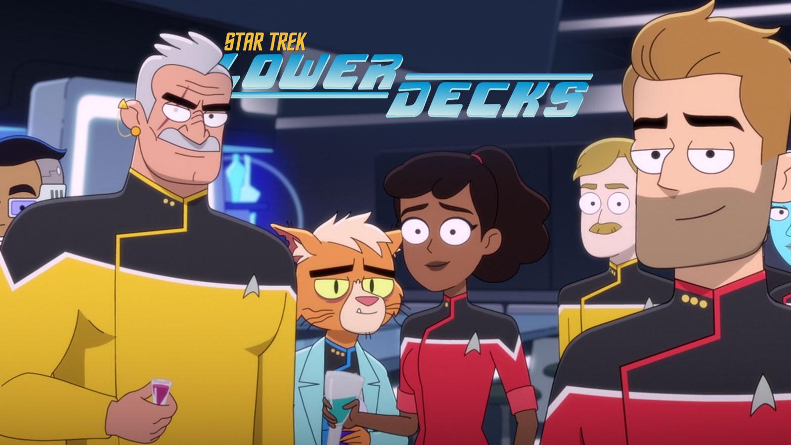 """Star Trek: Lower Decks Season 2 Finale """"First First Contact"""" Review"""