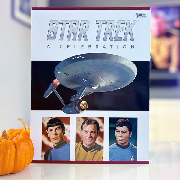 Star Trek: A Celebration Review: One Of The Most Comprehensive Books Looking At The Legacy Of 'The Original Series'