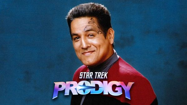Robert Beltran Is Officially Returning To Star Trek As Chakotay On 'Prodigy'