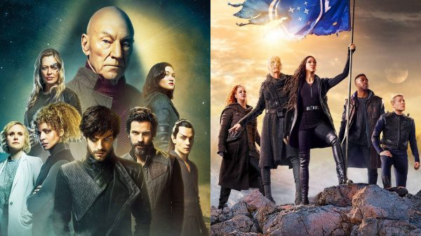 Star Trek: Discovery And Picard Win 3 Saturn Awards— Including Best Actor, Best Supporting Actor, Best Sci-Fi TV Series