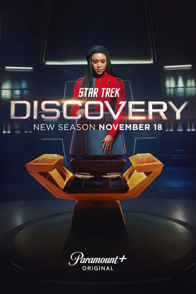 Star Trek: Discovery season 4 key art