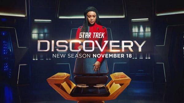 Star Trek: Discovery Drops All-New Season 4 Trailer, Key Art At NYCC
